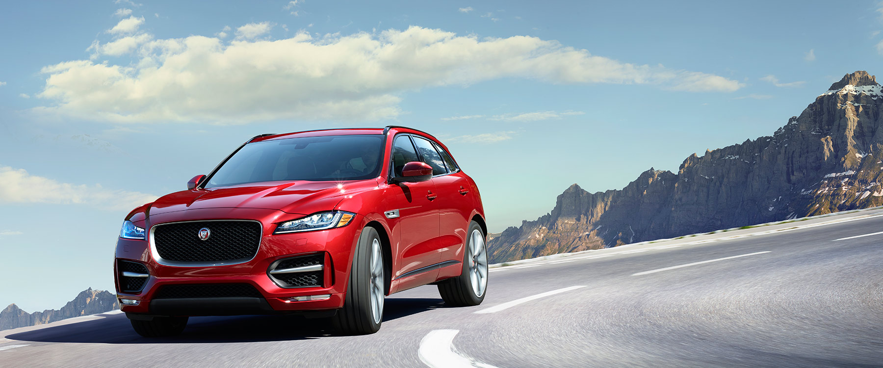 2017 Jaguar F-Pace Header