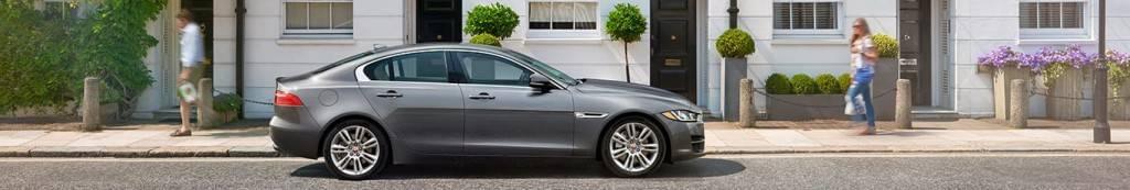 2017 Jaguar XE 25t Prestige RWD