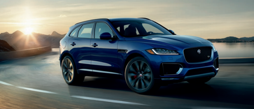All In-Stock 2017 Jaguar F-Pace Models