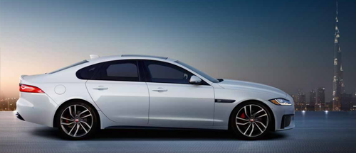 2017 Jaguar XF Premium RWD