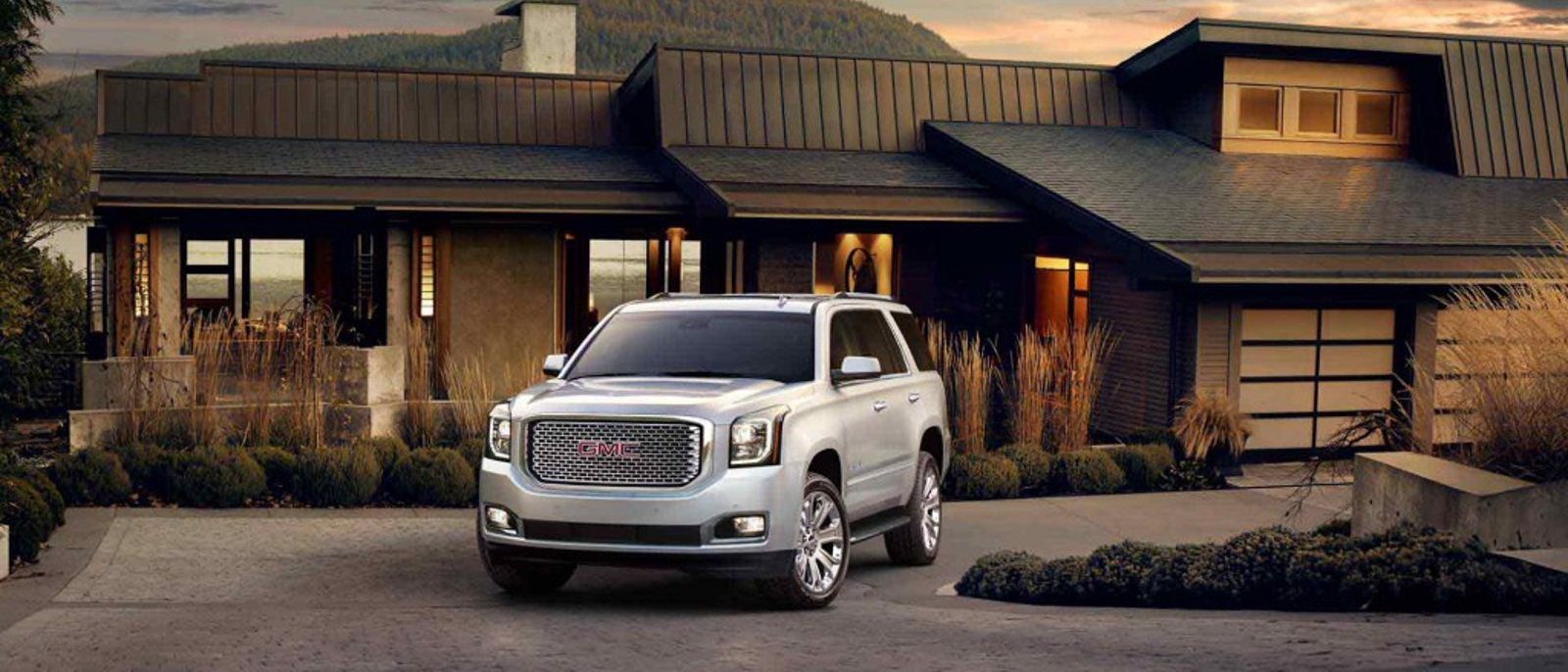 Experience The Power And Luxury Of The Denali Lineup