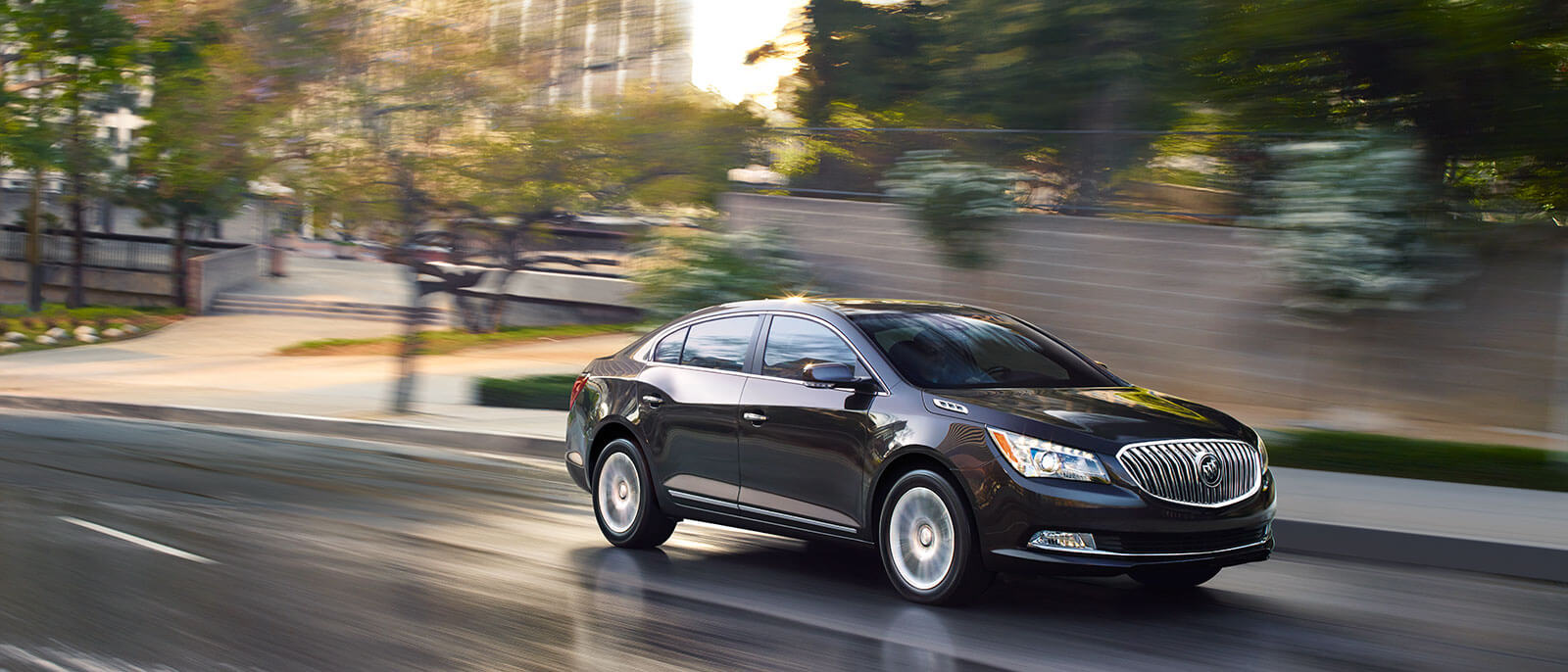 road test news and view lacrosse buick essence sedan drive review front first automobile