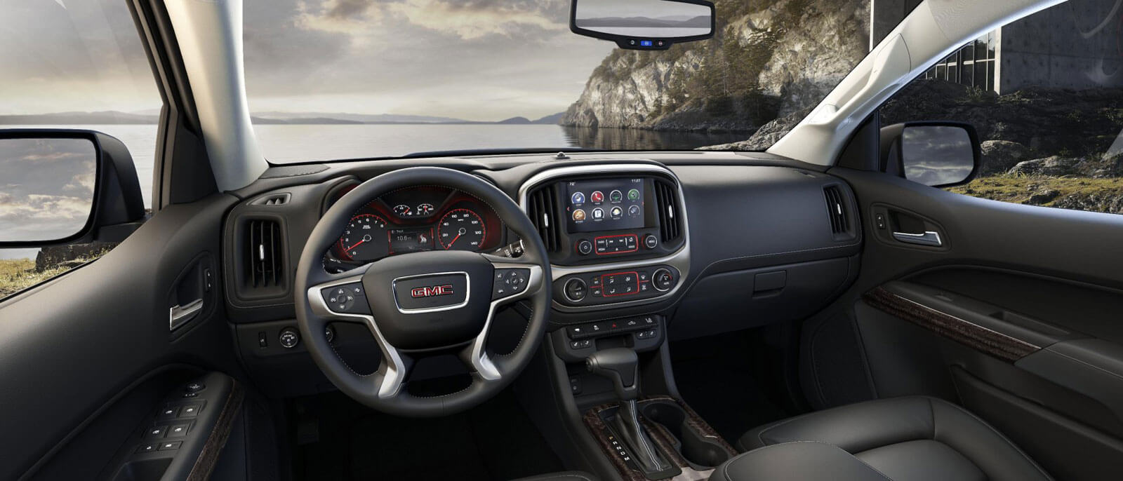 2016 Gmc Canyon Interior ...