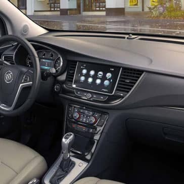2018 Buick Encore Interior Features