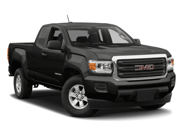 2018 GMC Canyon Crew Cab 2WD