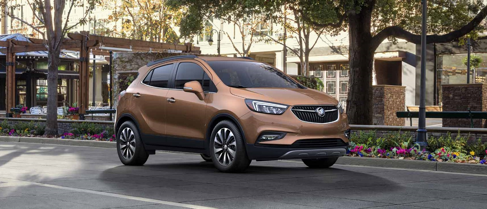 Take A Look At The All New 2017 Buick Encore