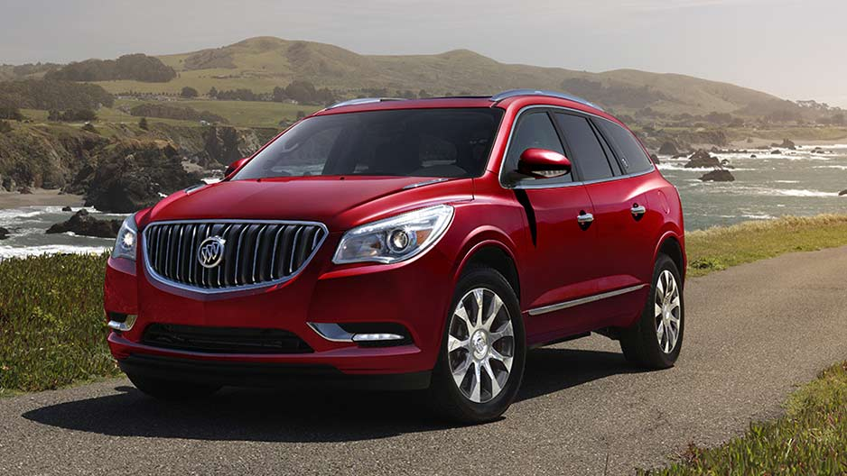 avenir all suv enclave and look new first buick watch