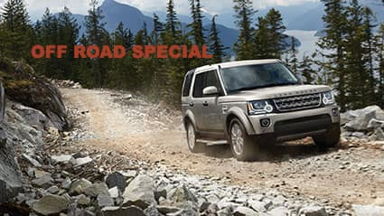 Off Road Special (20% OFF Four-Wheel Alignment)
