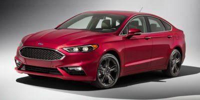Ford Fusion, 2017 Model