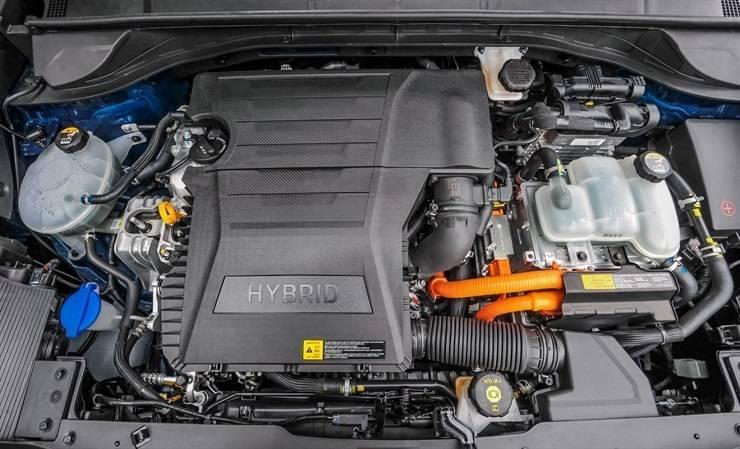 2017 Kia Niro 50 MPG
