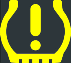 Kia Low Tire Pressure Light