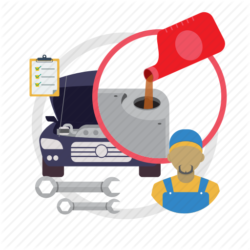 Oil Change Service 512