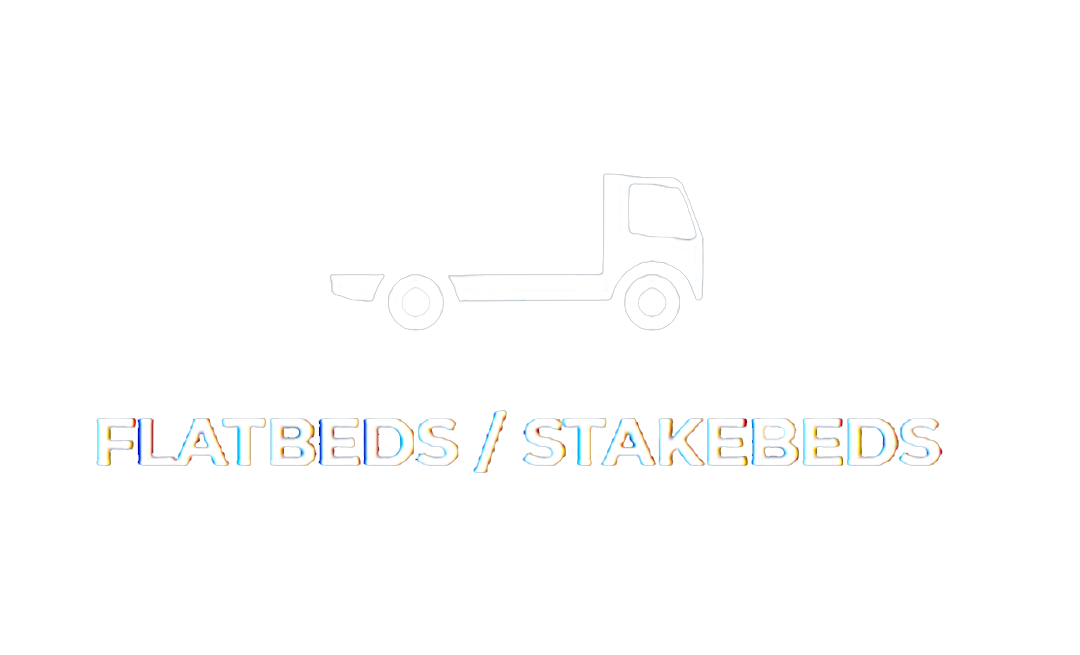 flatbeds and stakebeds