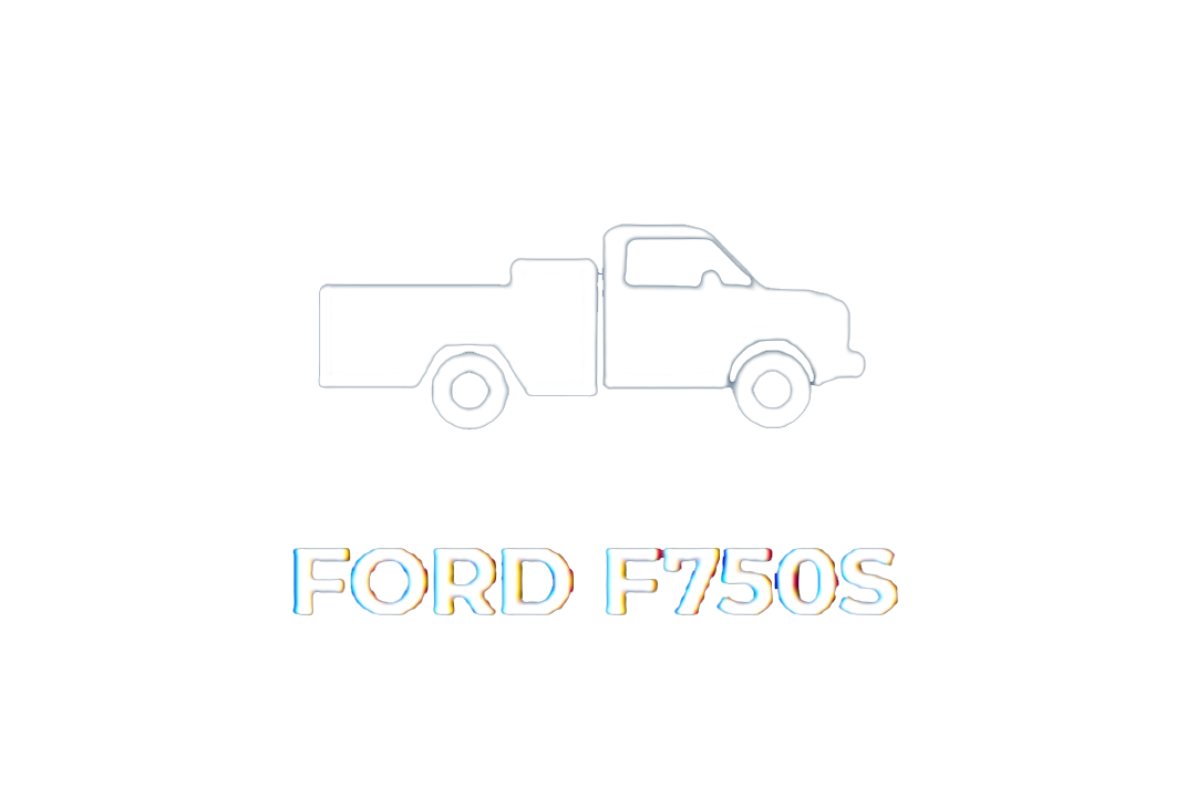 ford f750s