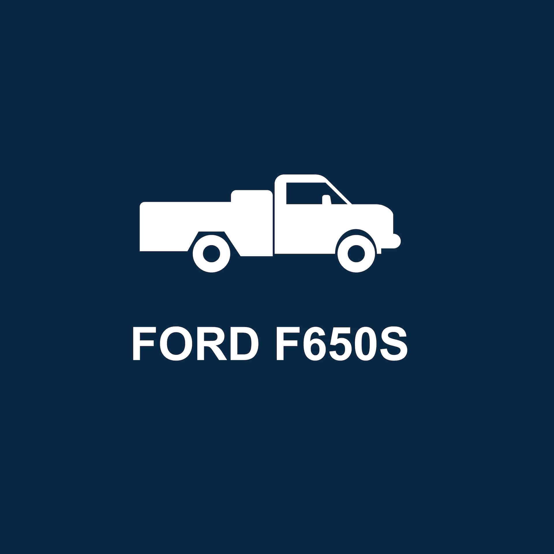 ford f650s
