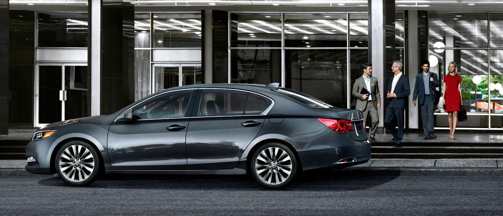 2016 Acura Rlx Model Overview Mcgrath Acura Of Westmont
