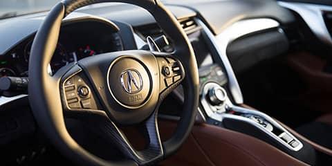 2017-Acura-NSX-Illuminated-Steering-Wheel-Mounted-Controls