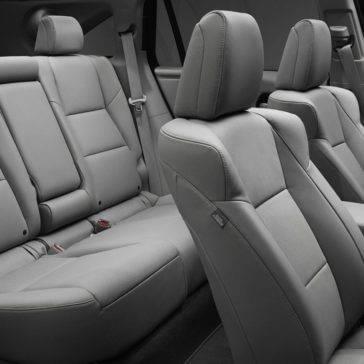 2017 Acura RDX Interior Side View
