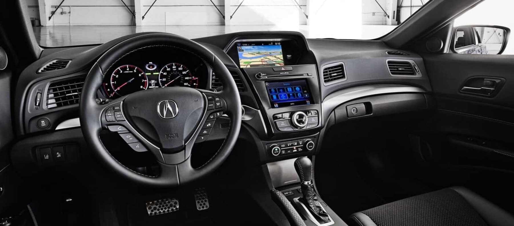 2018 Acura ILX Cockpit
