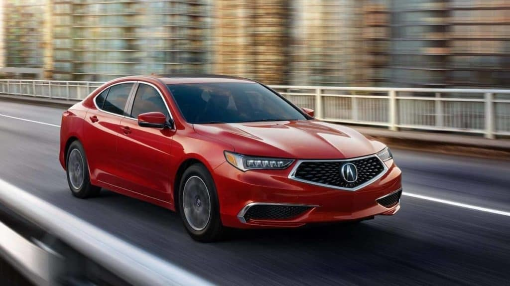 Milano Red 2019 TLX