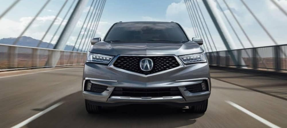 2019 Acura MDX Towing