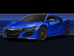 2018 Acura NSX Sport Hybrid