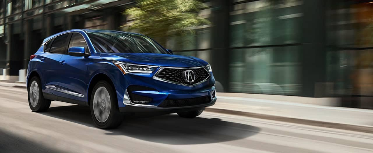 2019 Acura RDX with Advance Pack