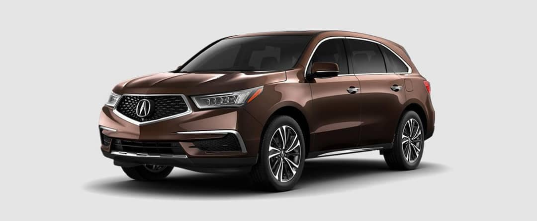 2019 Acura MDX Entertainment
