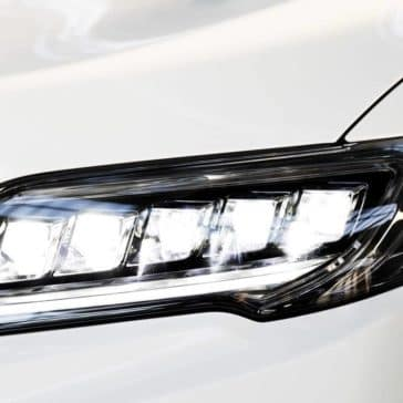 headlight of 2018 Acura RDX