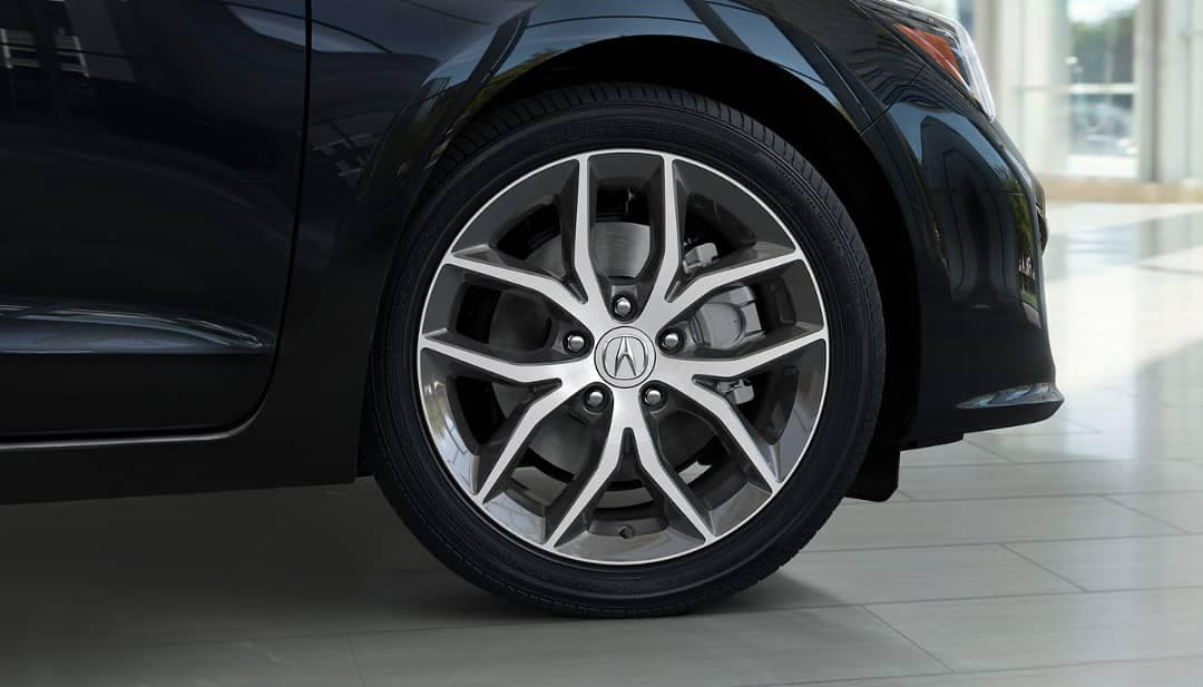 2019 Acura ILX Shark Grey Wheels