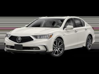 Sport Hybrid SH-AWD®