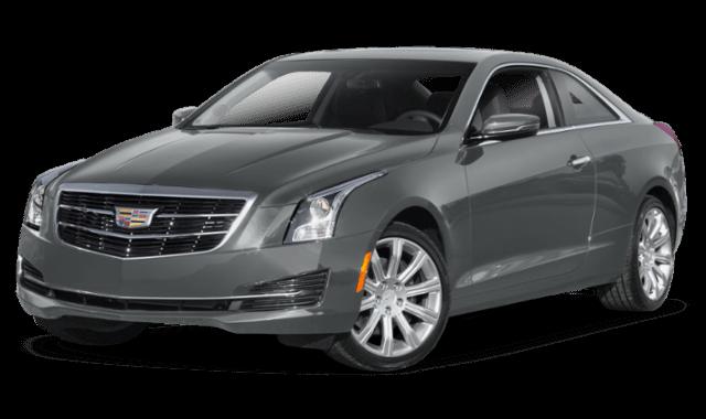 2019 Cadillac ATS in Gray