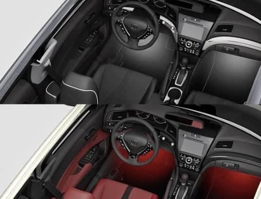 Aura ILX interior illumination accessory