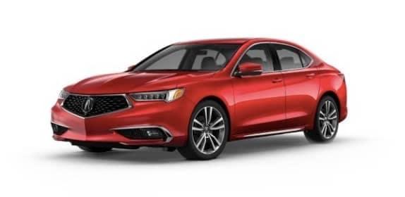 2020 Acura TLX Advance