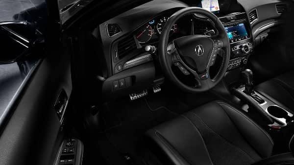 2020 Acura ILX interior cabin