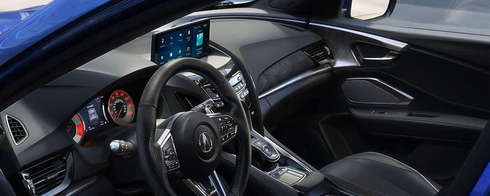 2020 Acura RDX Dashboard