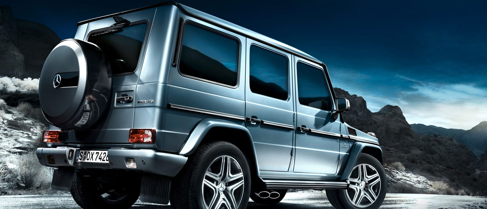 2016 Mercedes-Benz G550 SUV