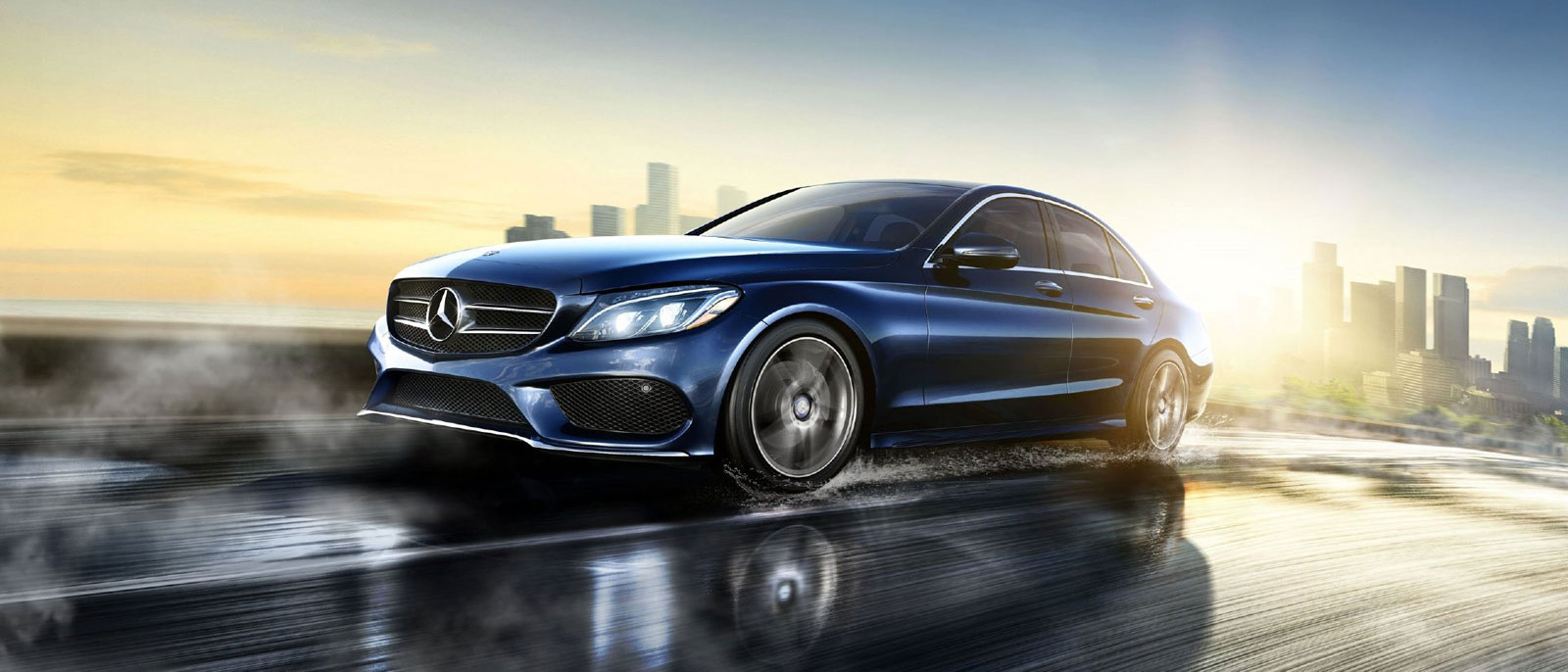 2016 Mercedes-Benz C300 Sedan