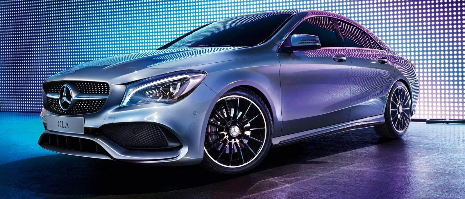 The 2017 mercedes benz cla coupe merges style and price for Mercedes benz cla coupe 2017