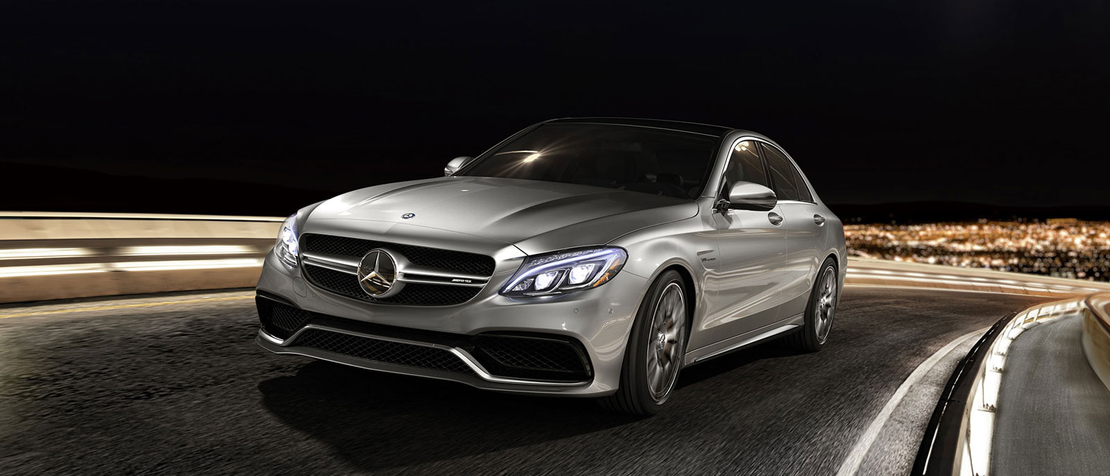 2016 Mercedes-Benz AMG® C63 Sedan