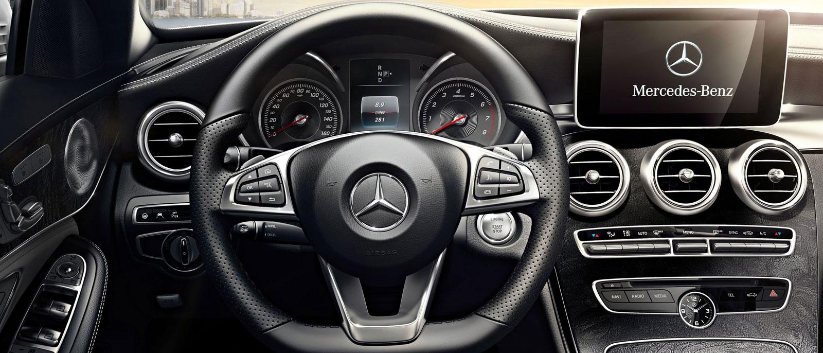 2016 Mercedes-Benz AMG C63 S
