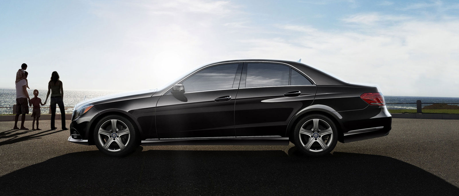 2016 Mercedes-Benz E250 Sedan