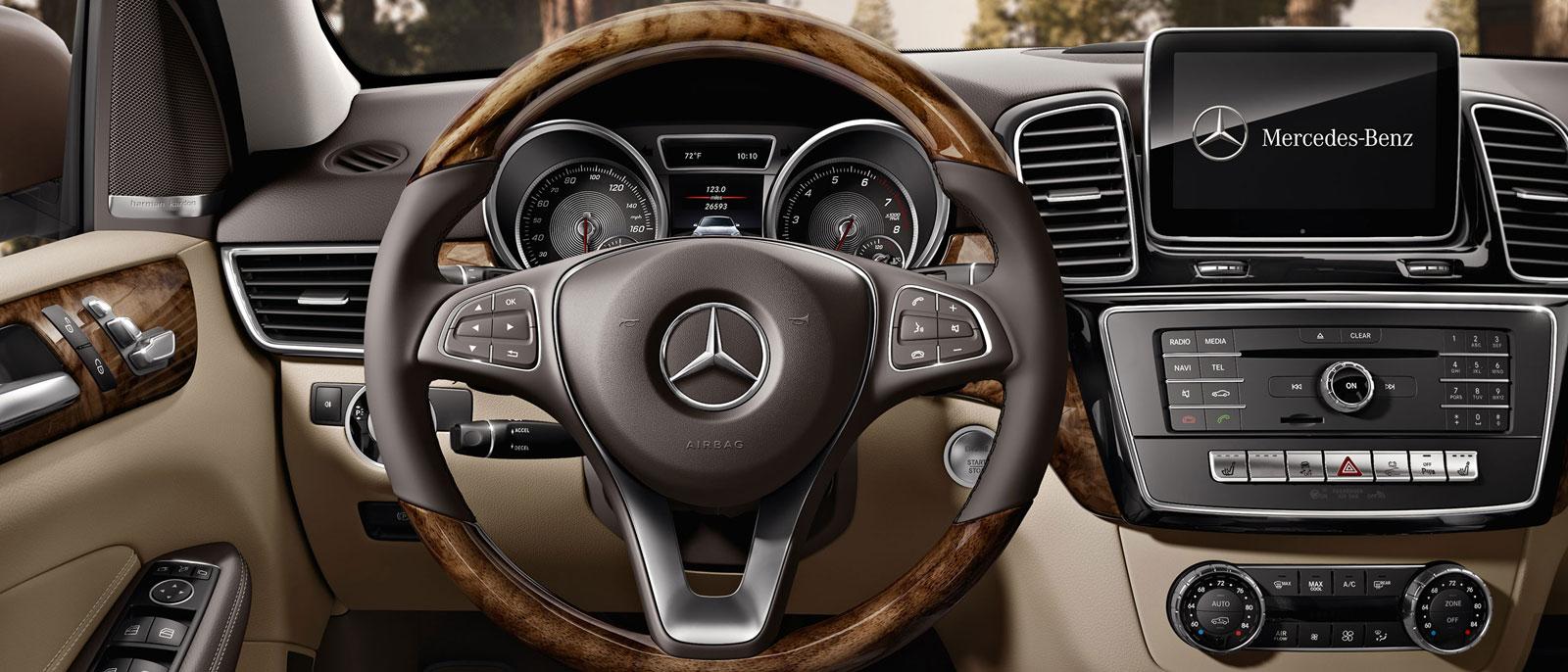 2016 GLE350 4MATIC® SUV