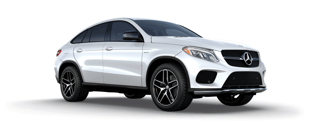 2016 Mercedes-Benz GLE450 AMG® Coupe