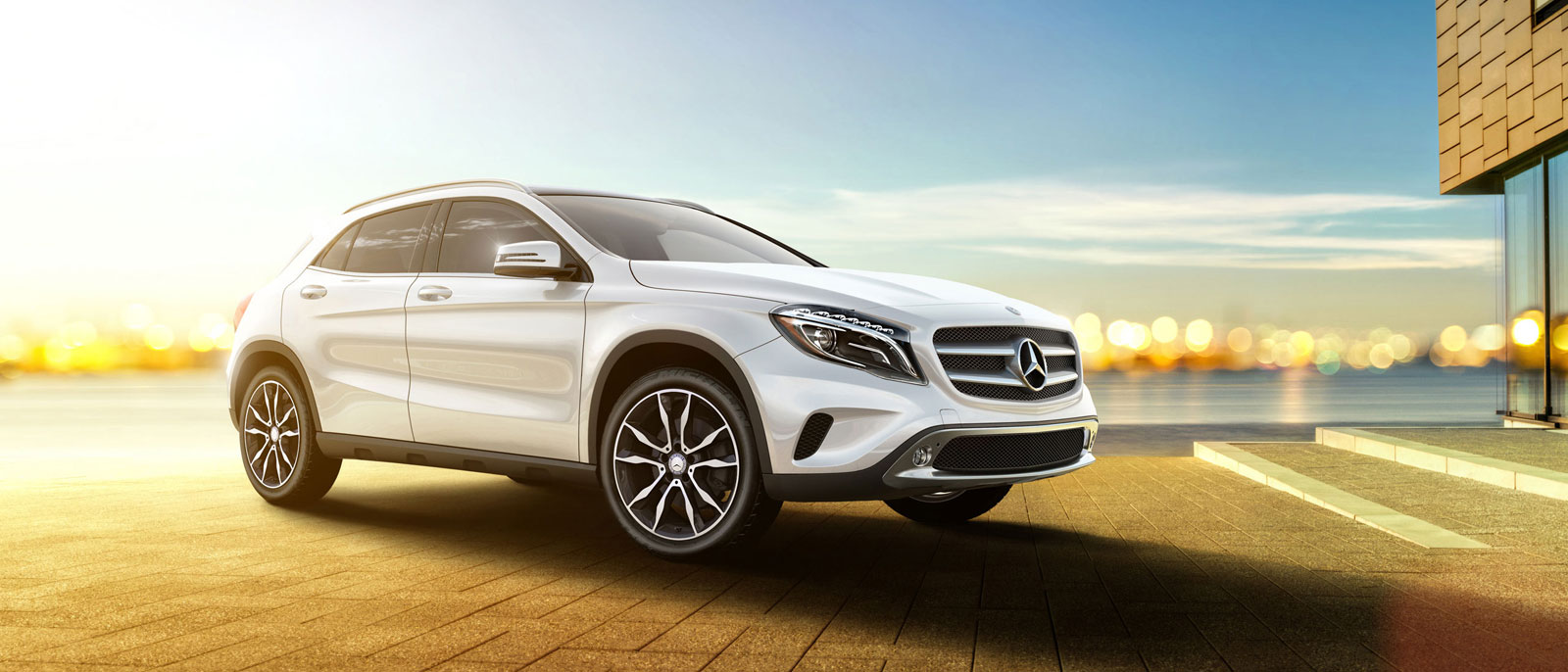 Conquer any road in the 2016 mercedes benz gla250 4matic for Mercedes benz gla250 lease