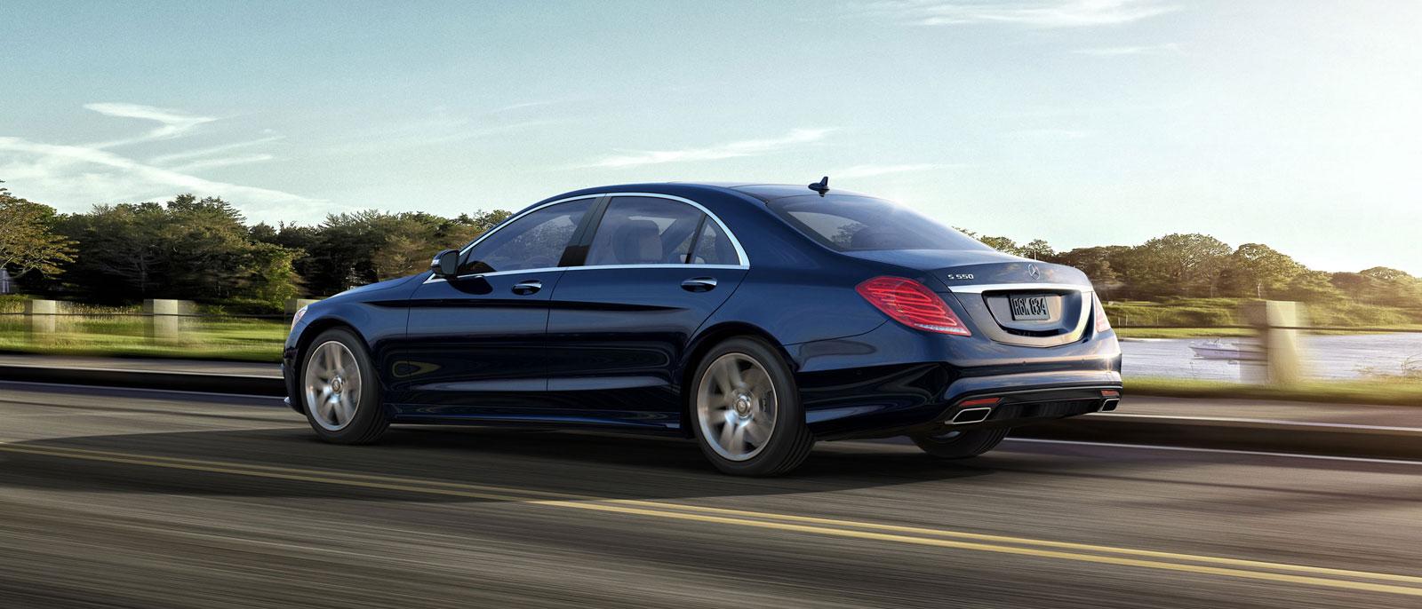 2016 Mercedes-Benz S550 Sedan