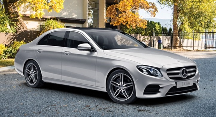 Demo 2017 E 300 4MATIC Sedan with Premium and Technology Package, Total Price $71,804