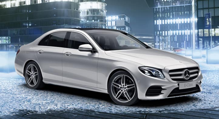 2018 E 300 4MATIC Sedan with Premium, Technology and Intelligent Drive Packages, Total Price $76,379