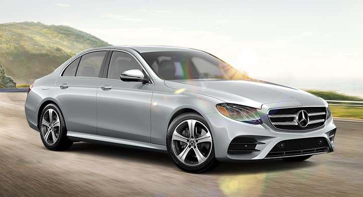 2018 E 300 4MATIC Sedan with Premium and Intelligent Drive Packages, Total Price $71,959