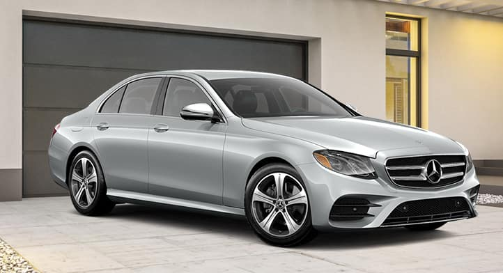 2018 E 400 4MATIC Sedan with Premium, Exclusive and Intelligent Drive Packages, Total Price $84,759